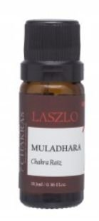 CHAKRA 1 - MULADHARA (RAIZ) - LASZLO