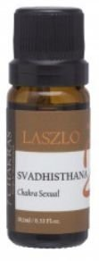 CHAKRA 2 - SVADHISTHANA (SEXUAL) - LASZLO