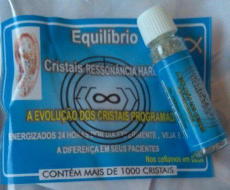 CRISTAIS DE RESSONÂNCIA HARMÔNICA (EQUILIBRIO) - ACUPUNTURA QUÂNTICA - PROF. EDSON