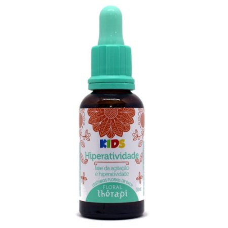 Floral Therapi Kids - Hiperatividade 30 ml