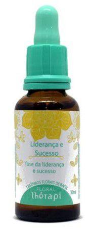 Floral Therapi - Liderança e Sucesso 30 ml