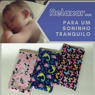 ALMOFADA TERMICA BABY (ERVA DOCE)