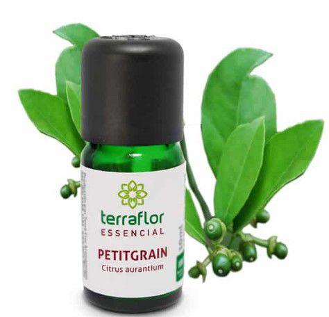 Óleo Essencial Petitgrain 10ml – Terra Flor