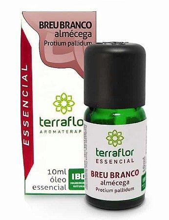 Oleo essencial Breu Branco 10ml - Terra Flor
