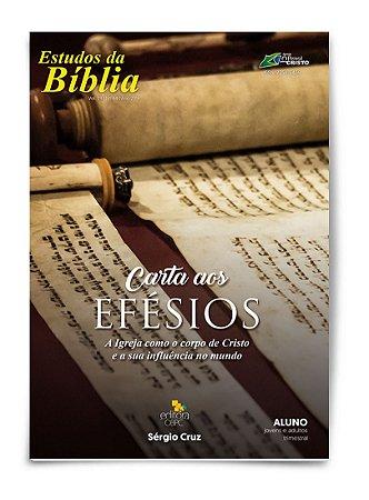 Estudo Bíblico - Carta aos Efésios - Professor