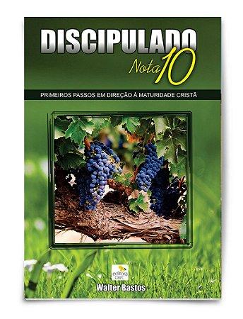 Discipulado Nota 10 - Aluno