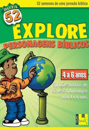 Série - Rota 52 - Explore Personagens Bíblicos
