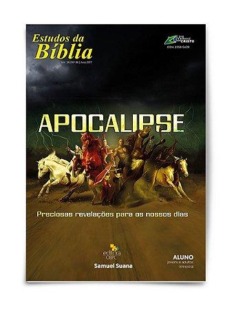 Estudo Bíblico - Apocalipse - Revista do Aluno