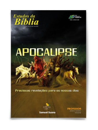 Estudo Bíblico - Apocalipse - Revista do Professor