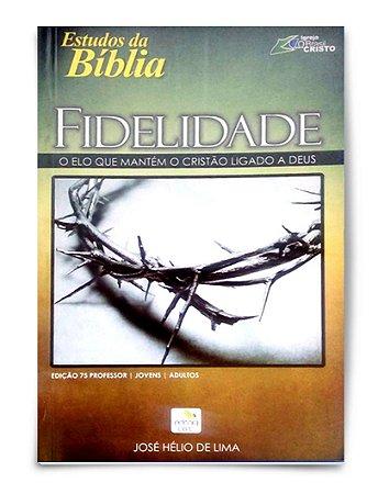 Estudo Bíblico - Fidelidade - Aluno