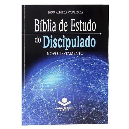 Bíblia de Estudo do Discipulado - Novo Testamento
