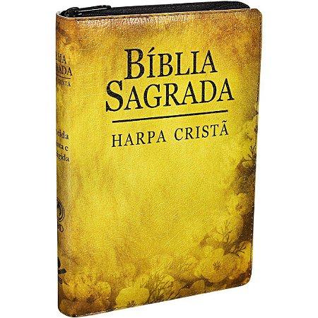Bíblia de Bolso - Fonte de Bênçãos (Zíper)