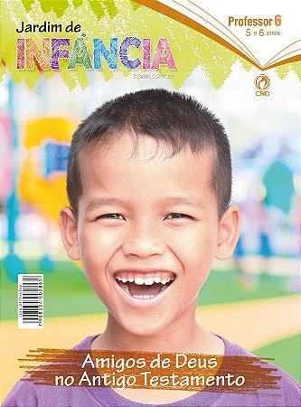 Revista Jardim de Infância (5 a 6 anos) Professor - 2º Trimestre 2020