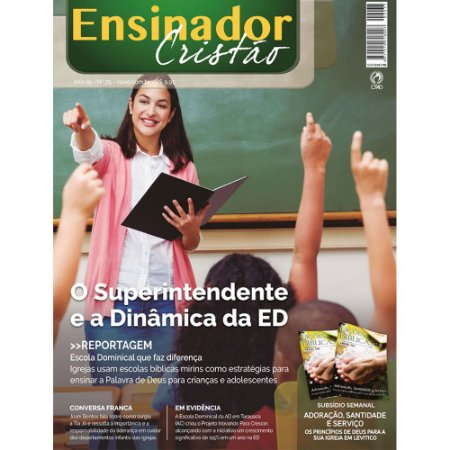 Revista Ensinador Cristão - Jul/Ago/Set 2018