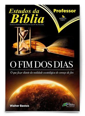 Estudo Bíblico - O Fim dos Dias - Professor