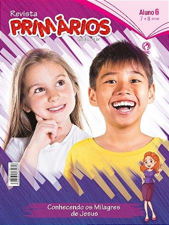 Revista Primários (7 a 8 anos) Aluno - 2º Trimestre 2020