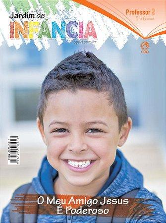 Revista Jardim de Infância (5 a 6 anos) Professor - 2º Trimestre 2019