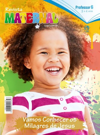 Revista Maternal (3 a 4 anos) Professor - 2º Trimestre 2020