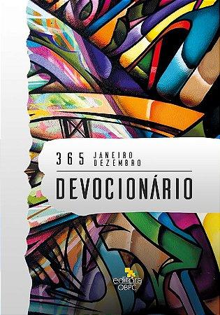Devocionário 2019 - Capa jovem
