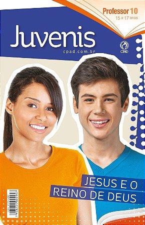 Revista Juvenis (15 a 17 anos) Professor - 2º Trimestre 2020