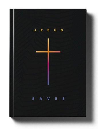 Bíblia Sagrada NAA - Capa Jesus Saves