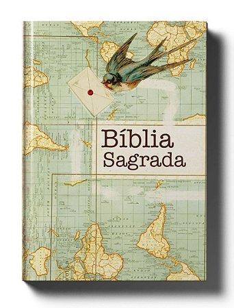 Bíblia Sagrada NAA - Capa Mensagem
