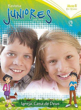 Revista Juniores (9 a 10 anos) Aluno - 2º Trimestre 2020