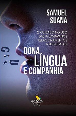 Estudo Bíblico - Dona Língua e Companhia - Professor