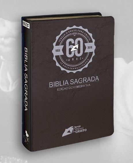 Bíblia Sagrada - 60 anos OBPC