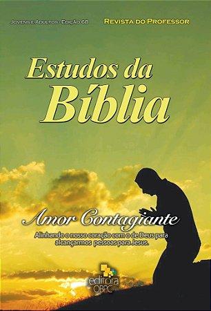 Estudo Bíblico - Amor Contagiante - Aluno