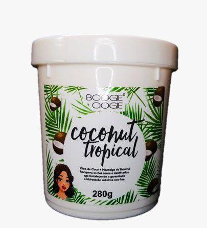 Máscara Coconut Tropical Boogie Oogie