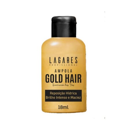 Ampola Gold Hair