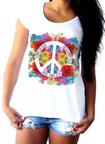 T-shirt Simplifica