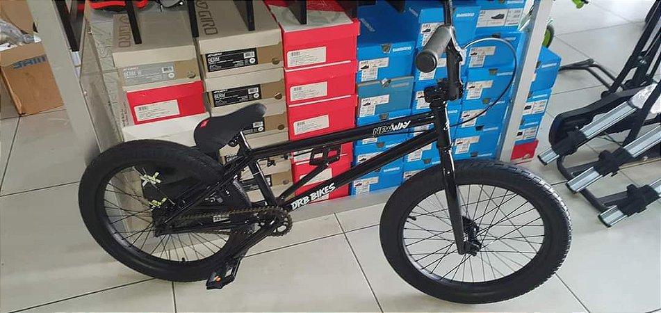 BICICLETA DRB BMX - NEW WAY - ARO 20: