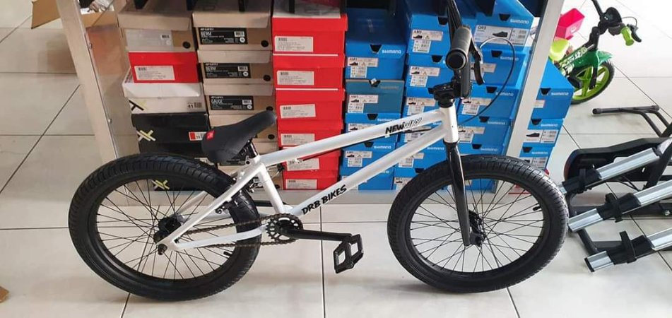 "BICICLETA DRB BMX - NEW WAY - ARO 20"""