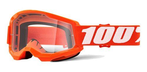 ÓCULOS 100% - STRATA 2  - ORANGE