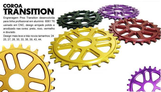 COROA BMX - PRO-X TRANSITION