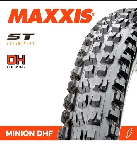 """PNEU MAXXIS MINION DHF - 26""""X2,50 - ST/DH"""