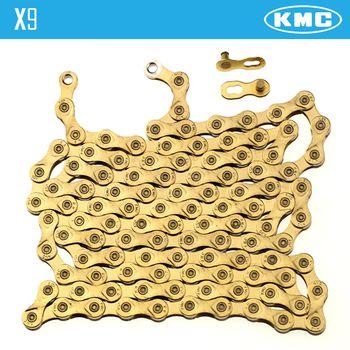 CORRENTE KMC - X9 - GOLD