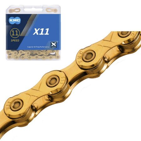 CORRENTE KMC X11 - TI-GOLD