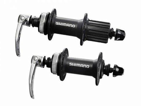 Cubo Shimano - Par Alumínio Esf. K7 8/9v Hb/fh-m435 -