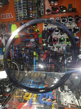 ARO MOB BMX - ANILLO ONE - PRETO