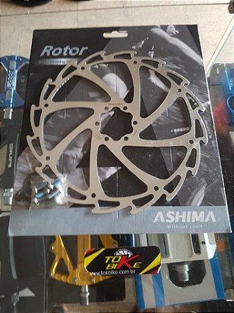 DISCO DE FREIO - ASHIMA - ARO 03 - 203MM