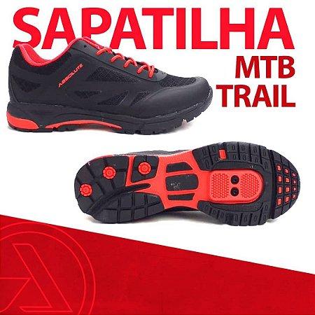 SAPATILHA ABSOLUTE TRAIL 2019 - CLIP/FLAT