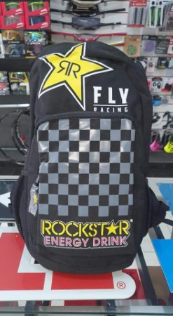 MOCHILA FLY RACING - ROCK STAR