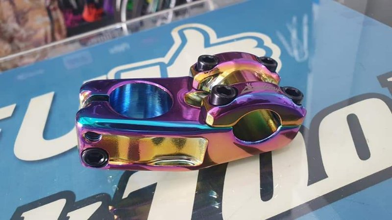 MESA ACADEMY BMX - TOP LOUD - 52MM - OIL