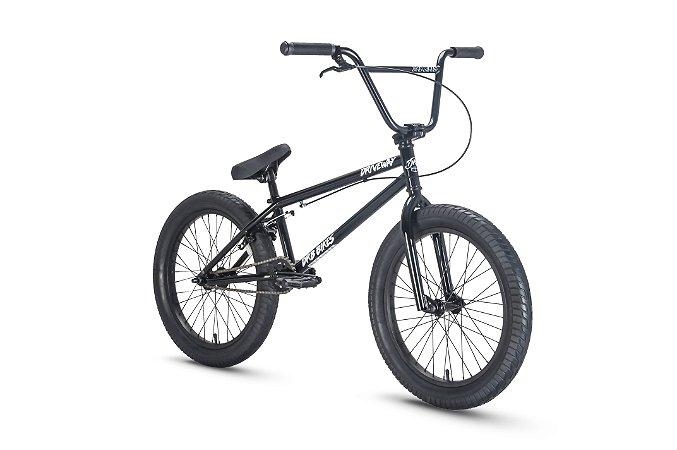 """BICICLETA DRB BMX - DRIVEWAY - PRETO - 20"""""""