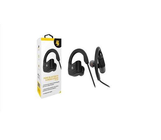 Fone de Ouvido Bluetooth À Prova D'água Com Microfone