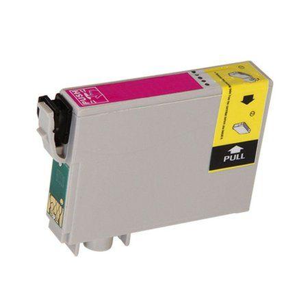Cartucho de Tinta Compatível Epson c/ 11ml T073320 T073 73N Magenta T10 TX105 T20 TX200 TX209 TX210