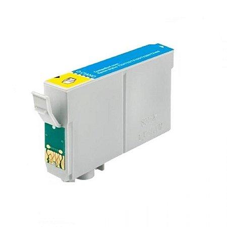 Cartucho de Tinta Compatível Epson 11 ml  T196 T196220 Ciano   XP101 XP201 XP214 XP401 XP411